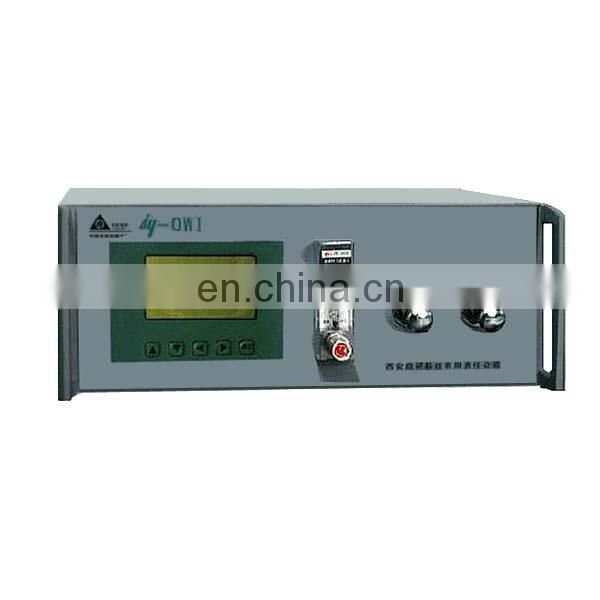 DY-OW/Z online-typed trace oxygen analyzer