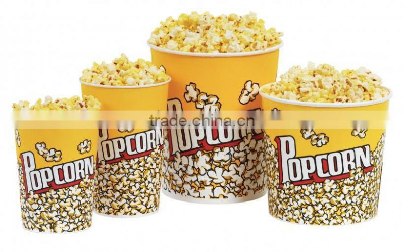roof type popcorn machine