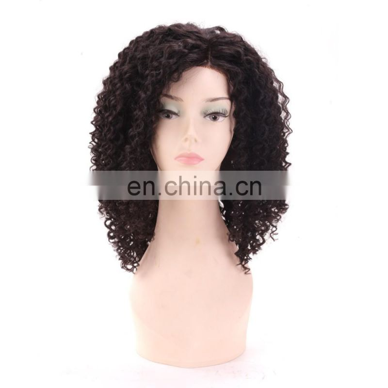 HIgh Quality Wholesale Price Customized Curly Brazilian Hair Wig