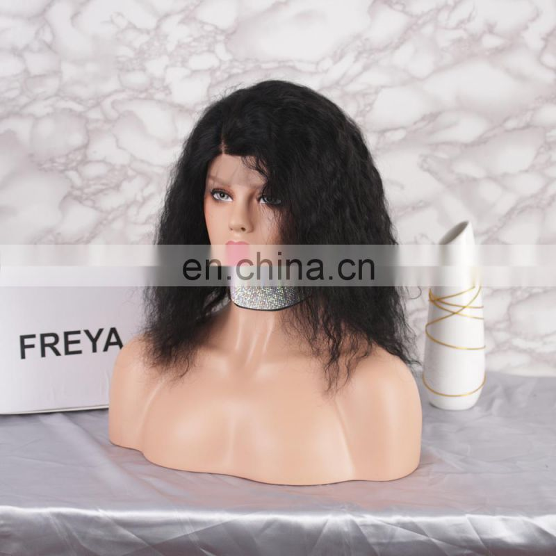 100% new hairstyle wigs human hair long