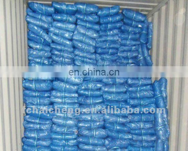120g recycle materials ready made high density ldpe tarpauli Image