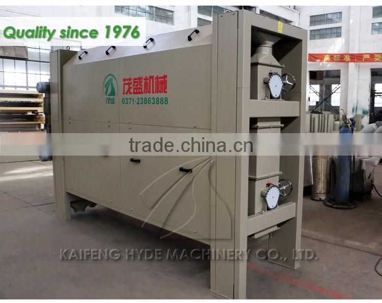 5XW Fine Sunflower Seed indented cylinder separator machine