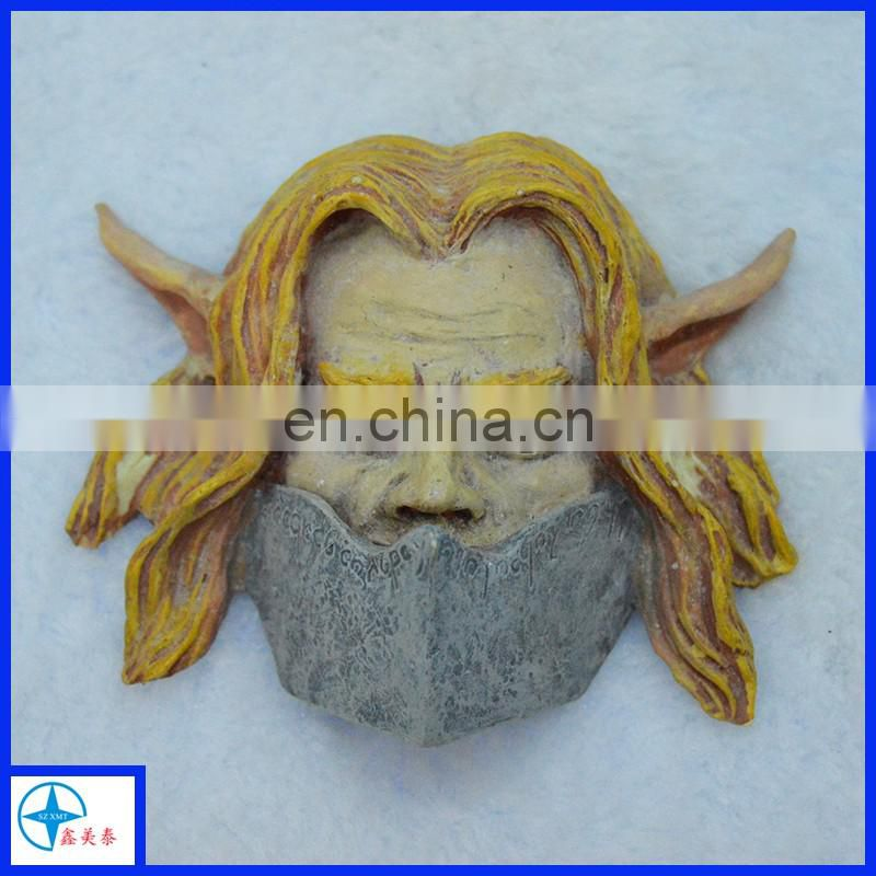 Wholesale custom monster series refrigerator magnets