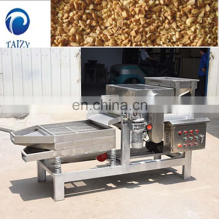 high quality peanut crushing machine walnut hazelnut crusher