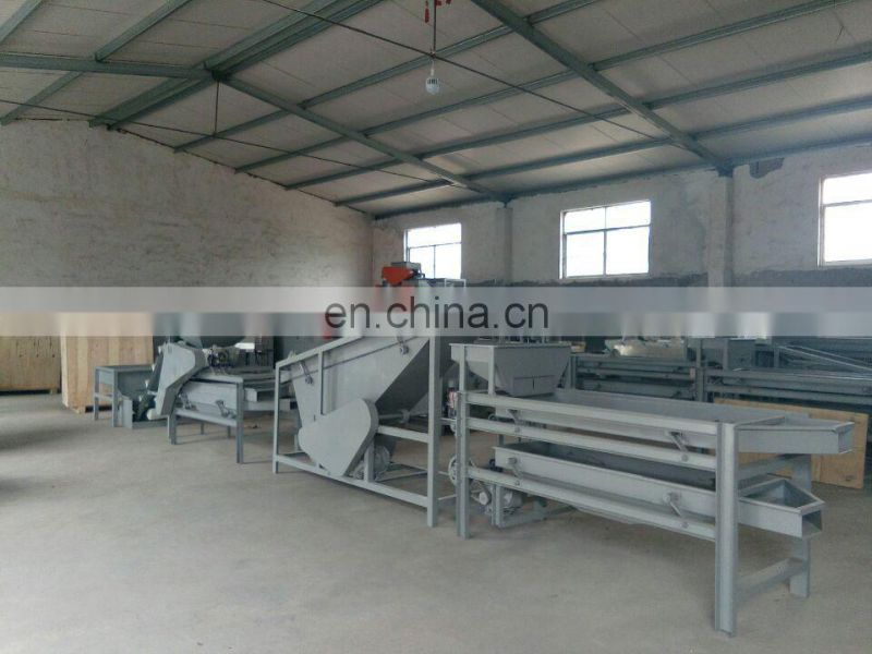 factory price automatic almond shelling machine for sale