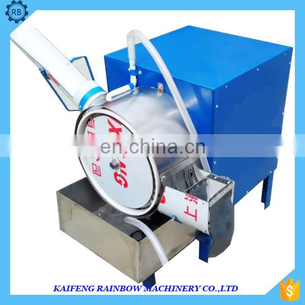 Low cost duck egg washing cleaning machine with different capacity