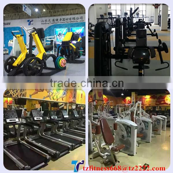 Cardio Cross Trainer Commercial Gym Equipment Elliptical Machine