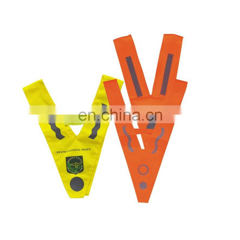 EN1150 High Visibility tape Reflective Safety Vest for kids