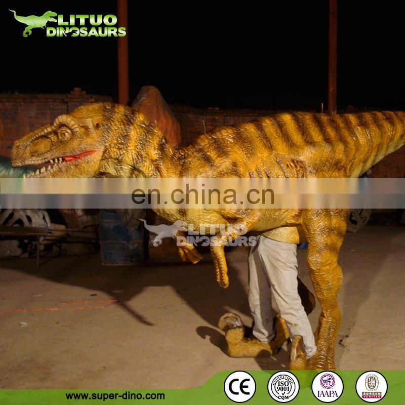 Fantastic Man Size Walking With Dinosaur Costume
