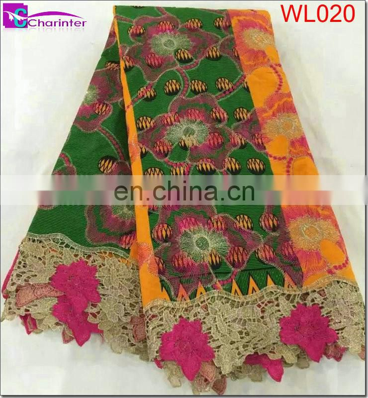 wax lace african WL019