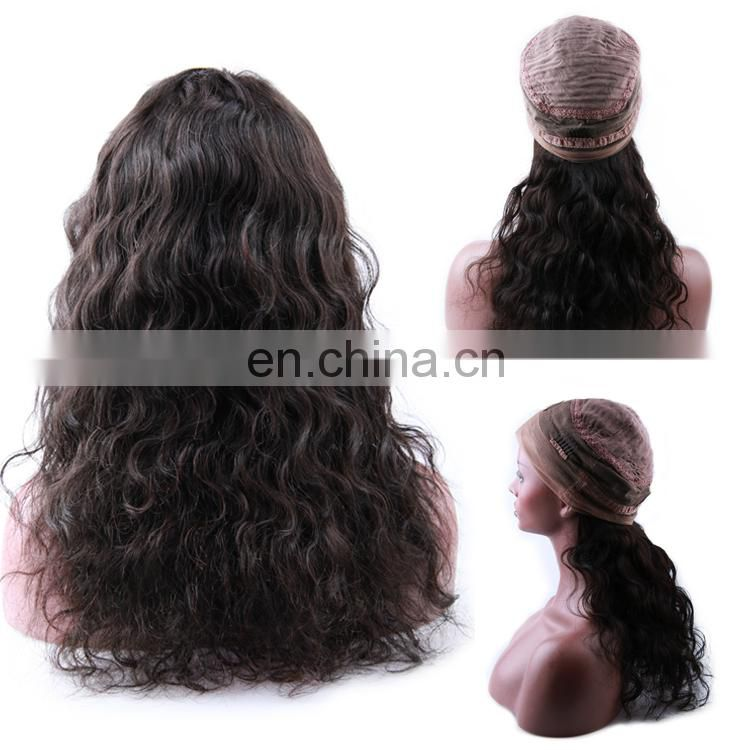 Full lace wigs cutical aligned hair remy brazilian hair wholesale price hair