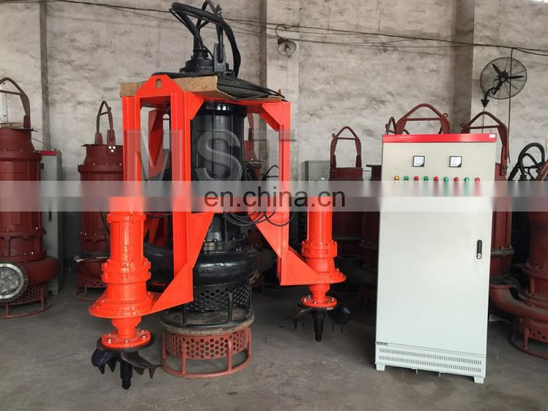 3kw small river sand dredging pump 30m3/h