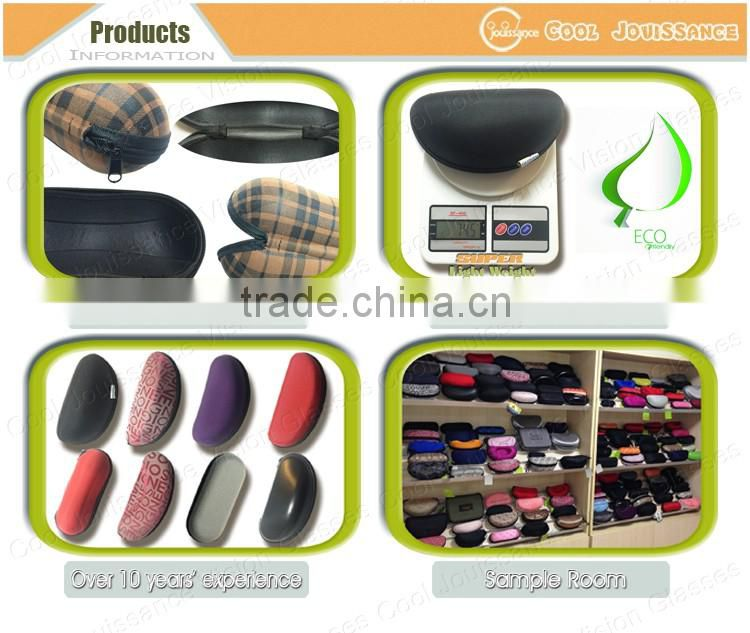 Made in china light optical frames eyeglasses case with eva material alibaba online sale