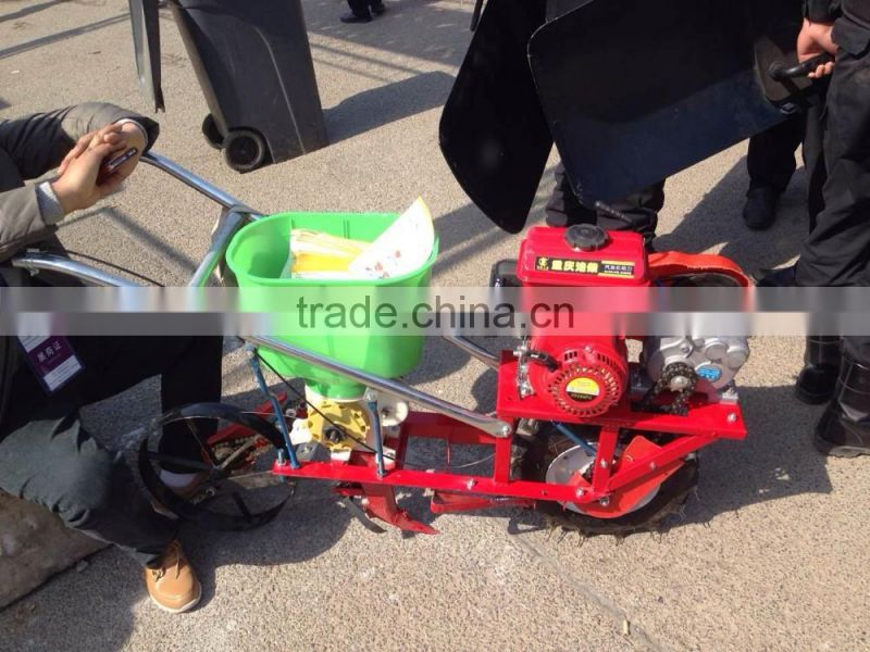 Newest Hand Push Corn Peanut Maize Planter Machine Seeder Machine