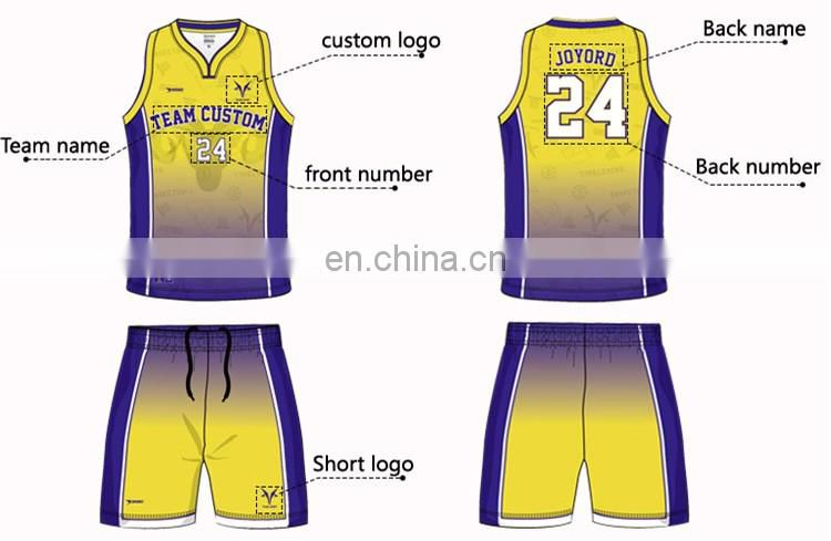 810d13a8aa54 china custom free design specialized cheap mesh basketball jerseys with  numbers