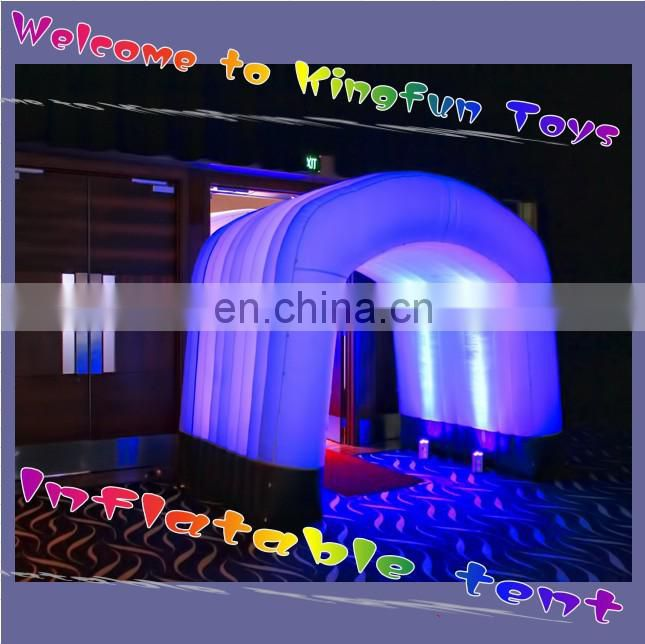 Inflatable Channel Tents for Entrance Gate Decotation