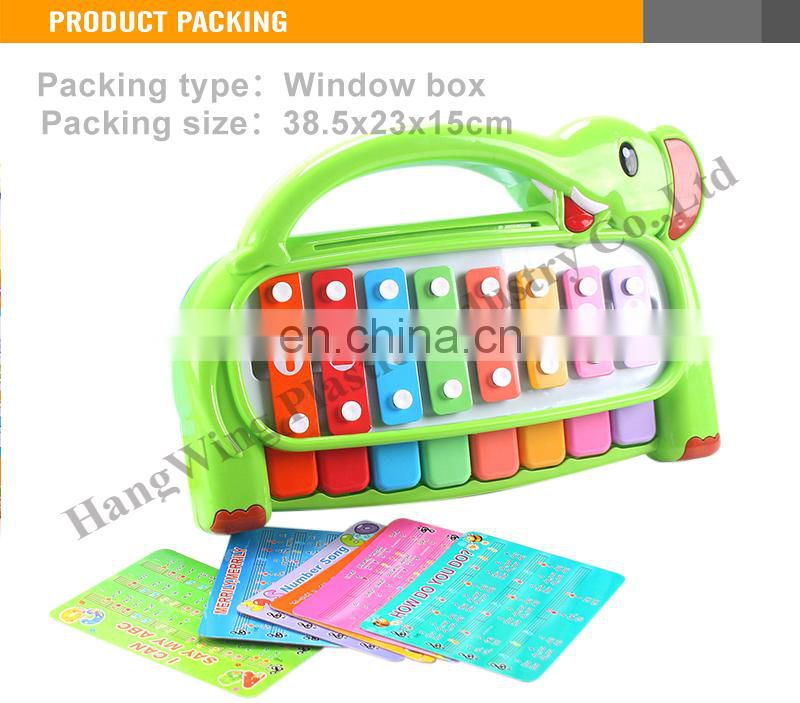 Hot selling kids musical toys xylophone musical instruments prices
