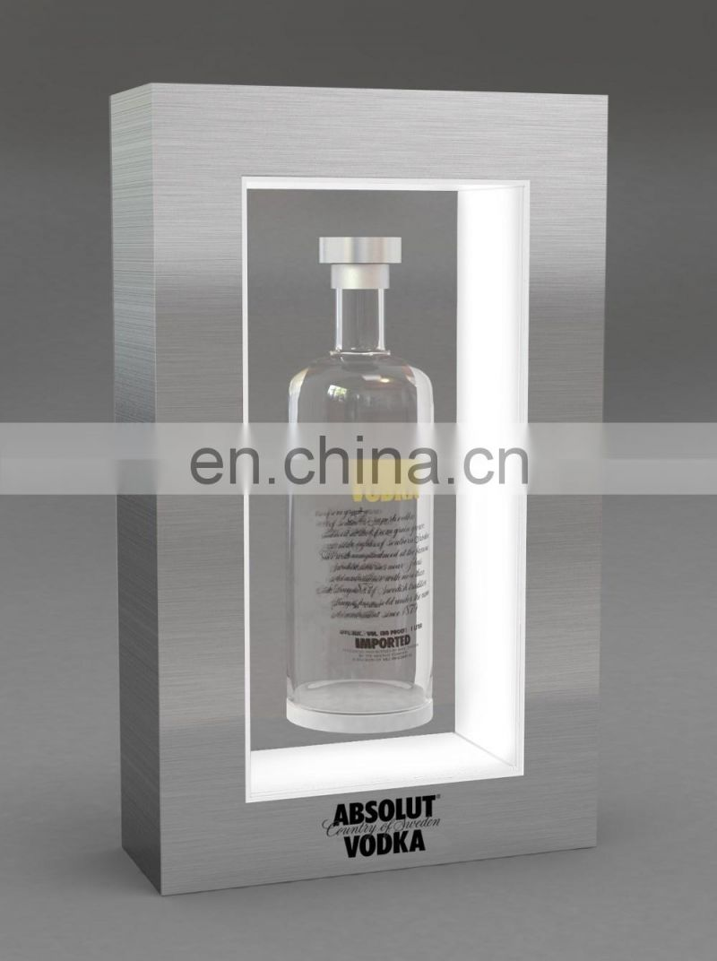 ABSOLUT / ABSOLUTE VODKA GLORIFIER / STAND / DISPLAY