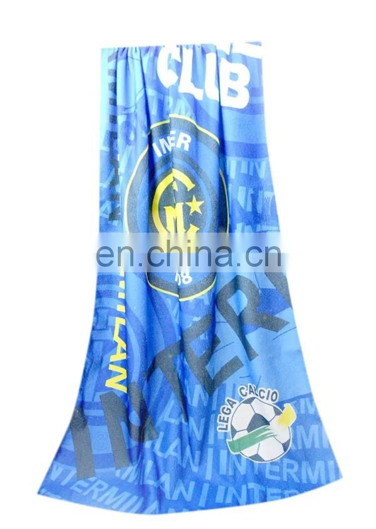Low -Priced New Design HIgh Quality Microfiber Beach Towel