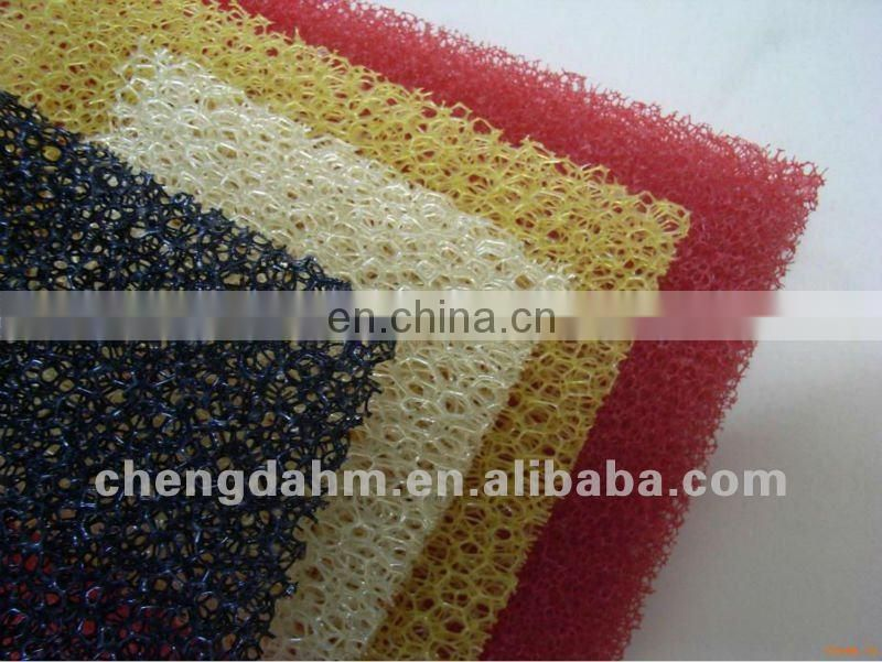 changzhou polyester reticulated foam factory