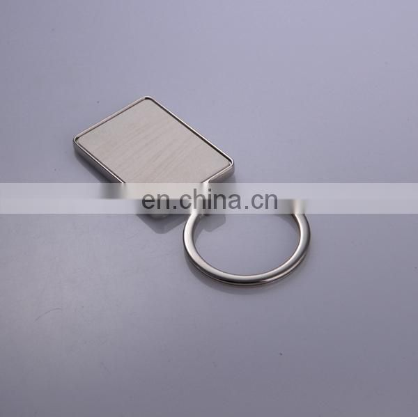 PRINT LOGO CUSTOM SQUARE KEYCHAIN WHOLESALE