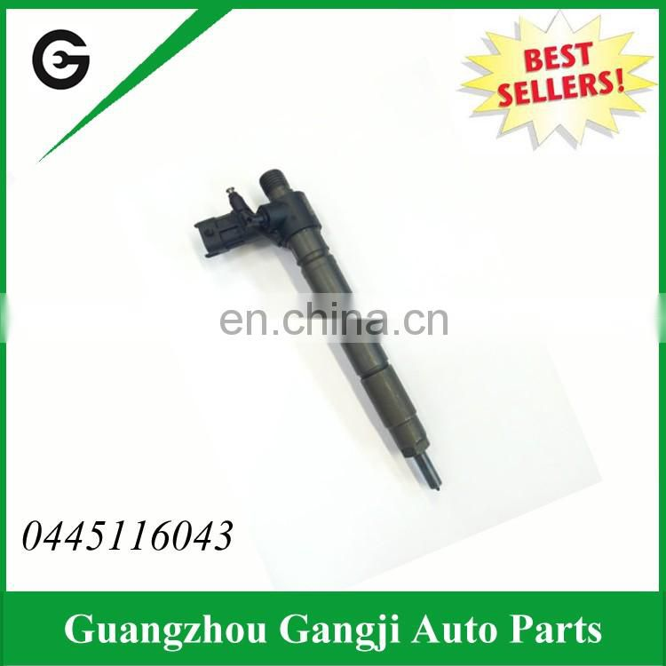 Original Quality Fuel Injector Nozzle Injection 0445116043 For BMW