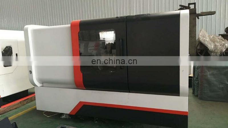 CK40L Benchtop Mini Cnc Metal Turning Lathe Machine Image