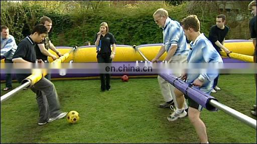 Top Popular inflatable soccer field for sale
