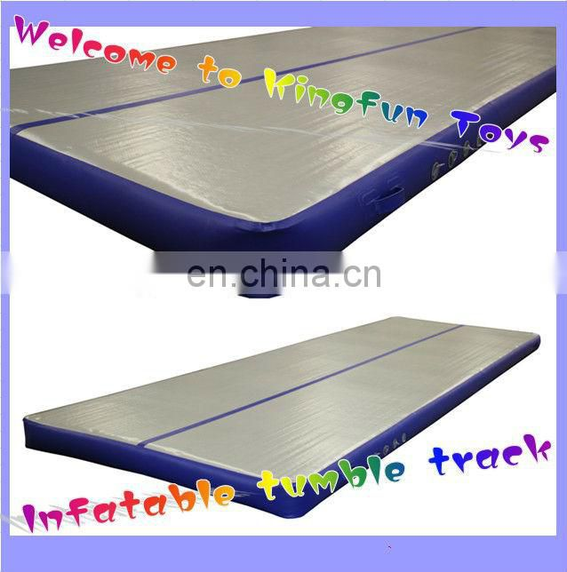 Training inflatable GYM tumble mattress