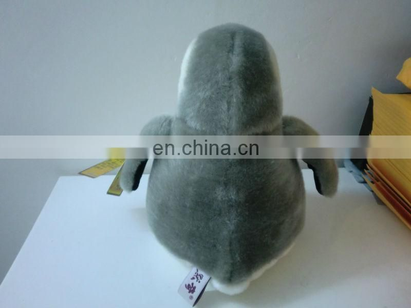 custom plush penguin toy