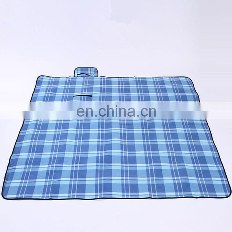 Hot sale outdoor supplier high quality picnic blanket
