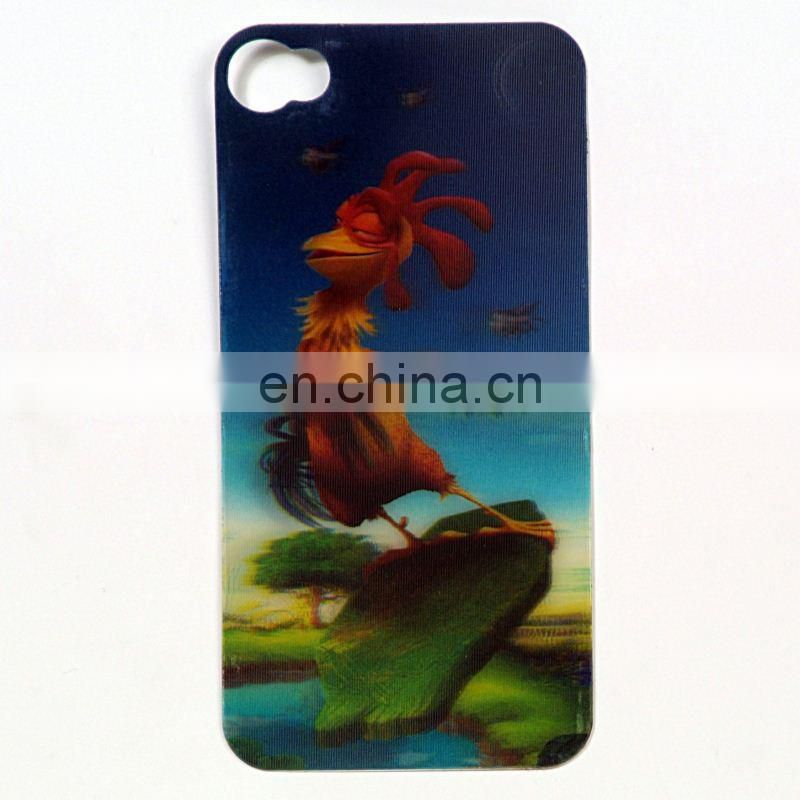 No Minimum Professional Free Sample 3D Lenticular Led Phone Case With Low Price