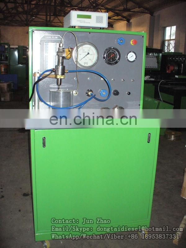 CAT C7/C9,CAT 3408 injector terst HEUI injector test bench
