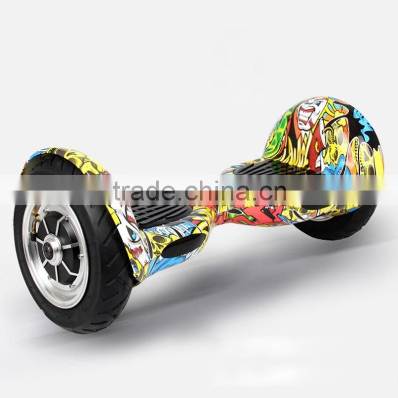 MINI-N10 Wholesale Hot 10 inch Two Wheels Smart Balancing Electric Scooter 4400mah SAMSUNG battery
