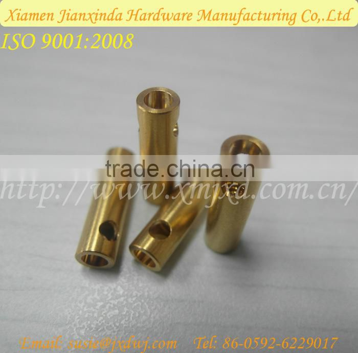Factory Price Decorative Brass Pipe, 22mm Brass Pipe, Brass Smoking Pipes