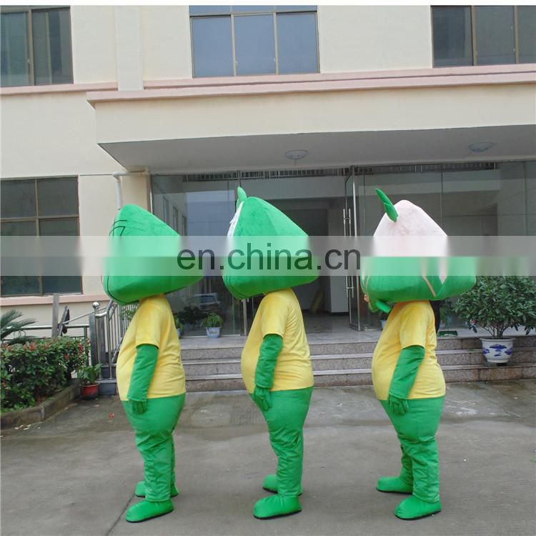 Top sale traditional chinese character cartoon costume for Dragon boat festival