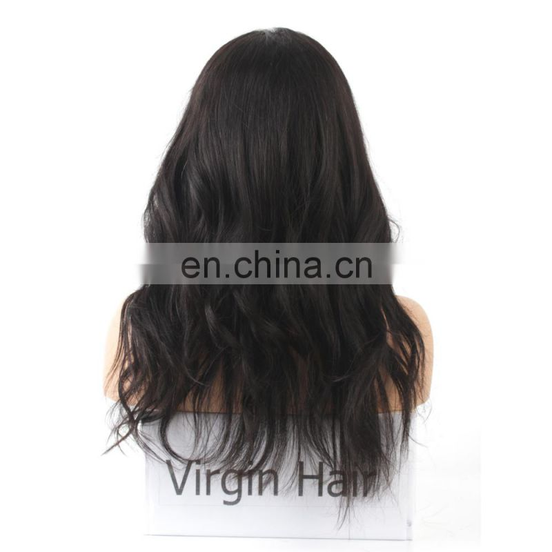 wholesale black hair products remy human hair wig caps for making wigs