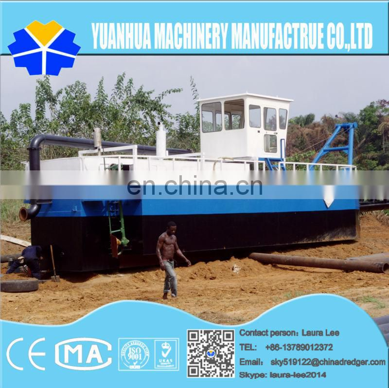 high quality cutter suction dredgers mining machinery for sale