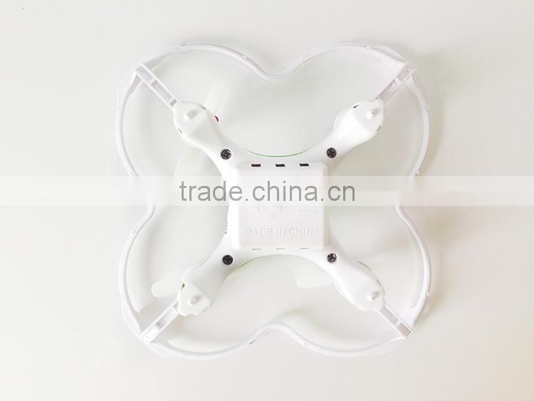 2.4G 4 channel mini rc quadcopter with 6 axis gyro