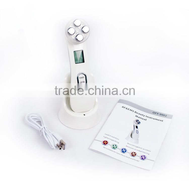 Best selling hot Chinese products radio frequency taiwan beauty