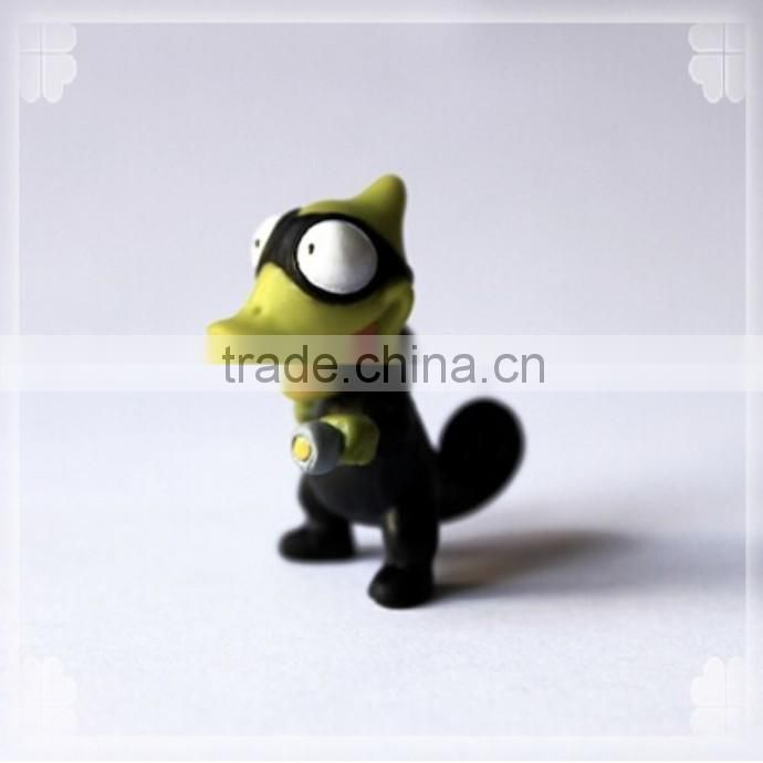 Best selling newest customized cartoon animal games movie character figure toys professional OEM factory