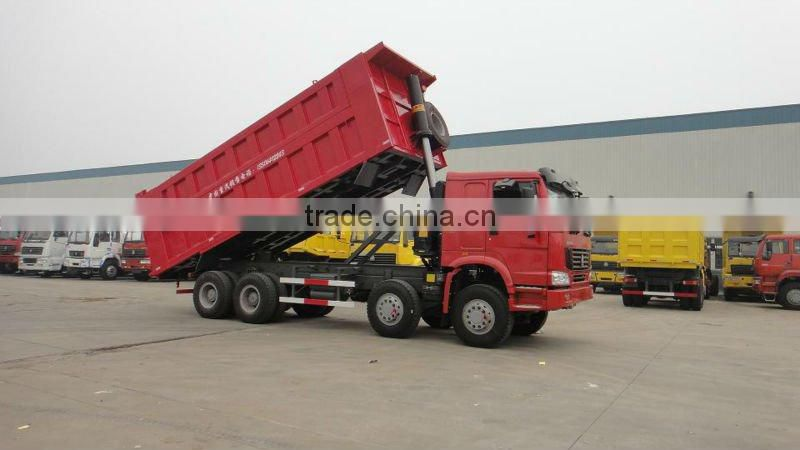 multistages steel long stroke dump truck lifting jack