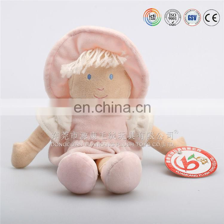 Plush Man Doll Stuffed Doll