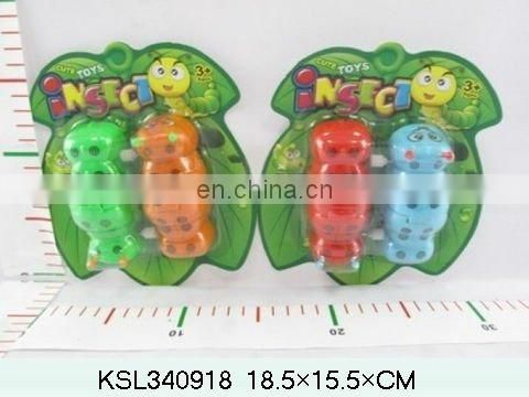 hot selling plasic toy wind up insect