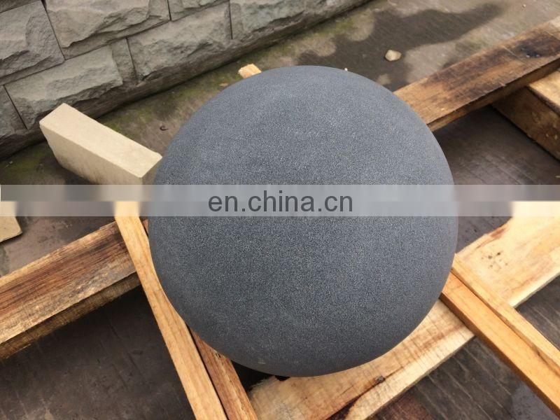 Blue sandstone spheres from Eastwood Stone