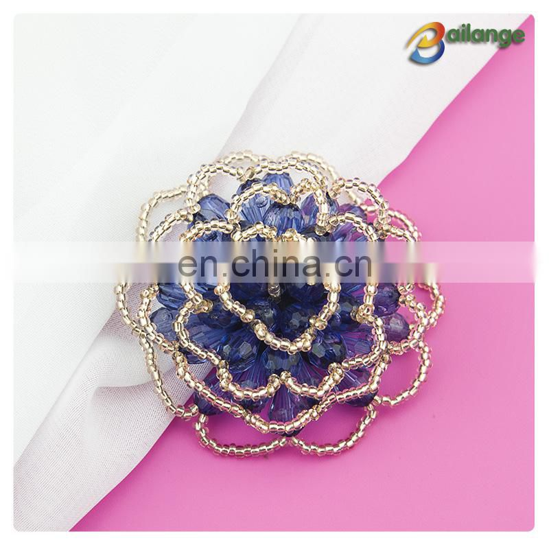 Wholesale Pearl Rhinestone Buttons Plastic Beaded Buttons