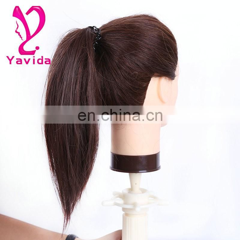 top quality wholesale human hair mannequin heads beauty school mannequin heads plastic mannequin head 100% human hair