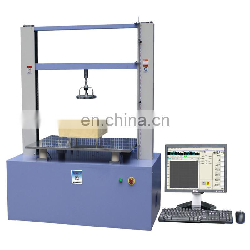 ASTM D3574 Foam IFD tester- Indentation hardness testing machine
