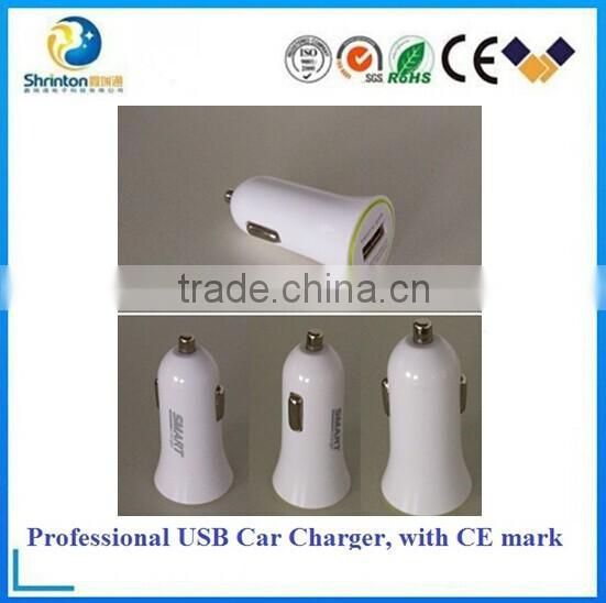 Cheap price Single usb car charger 5V 1000mA universal car charger for car mobile charger