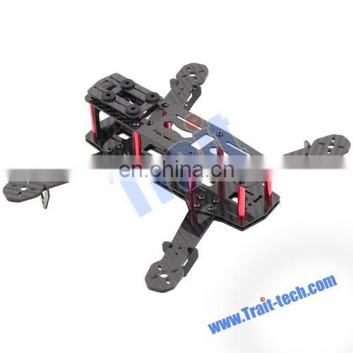 High Quality QAV250 4-Axis 250 Mini FPV Quadcopter Multirotor Glass fiber Carbon Fiber Frame Kit